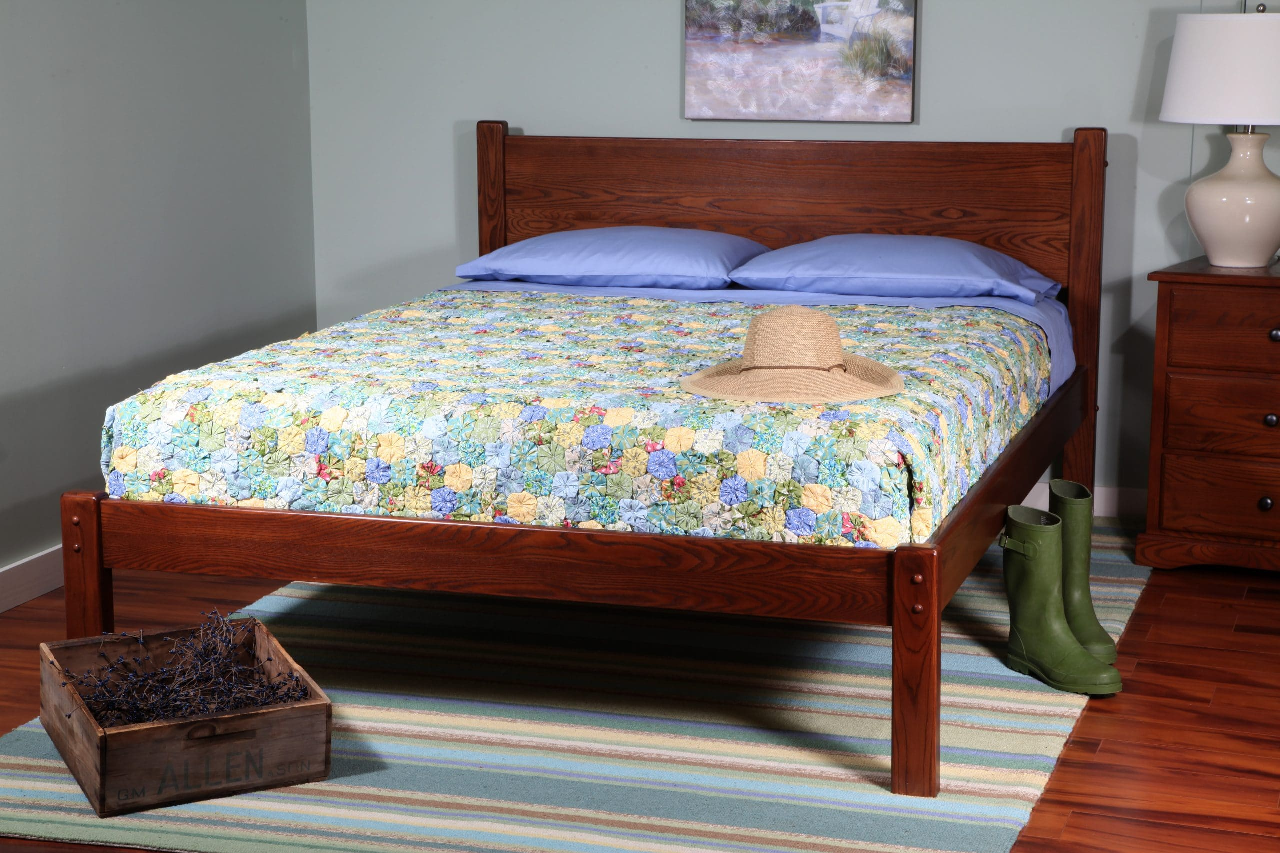 Platform Beds Amp Frames Page 2 The Bedworks Of Maine